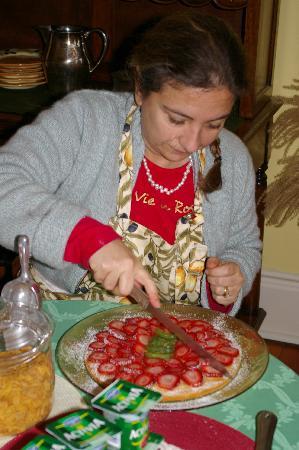 La Toscana di Carlotta: Busy Carlotta!