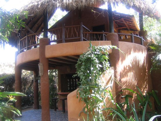 Casa Viva Troncones: one of the casitas--lovely and private