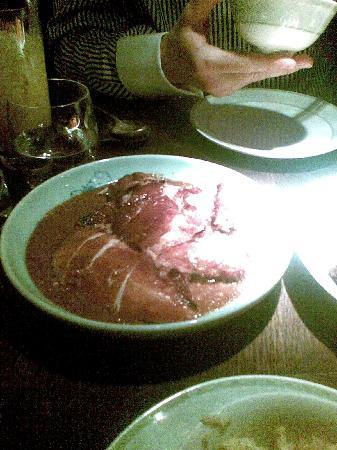 Hakkasan Hanway Place Restaurant: Satay Chicken-Dry