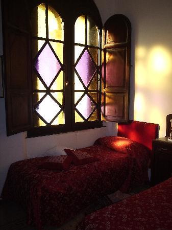 Hotel Europa: interno camera