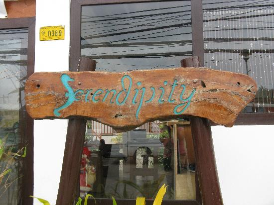 Serendipity: Front of Hotel