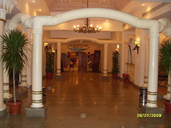 La Clef da L\'Orient restaurant - Picture of Dana Beach Resort ...