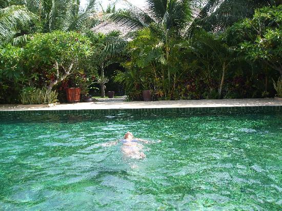 Cham Villas: cham pool