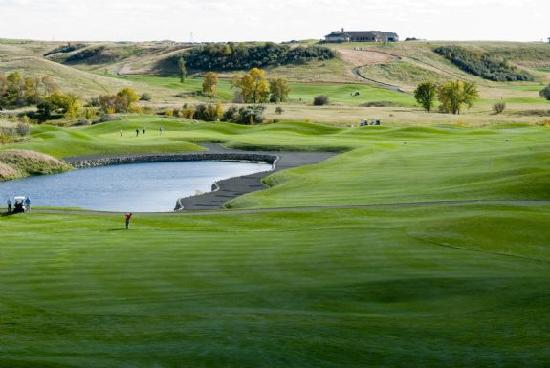Dakota del Nord: Hawktree Golf-North Dakota Tourism/Dan Koeck