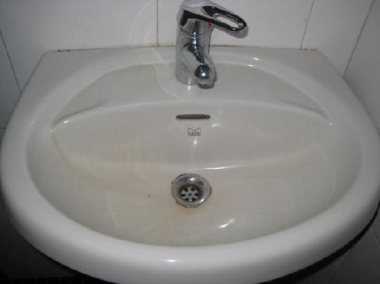 Hotel Volga International : sink