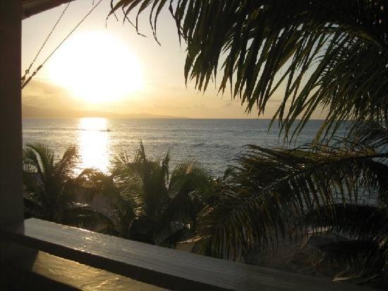 Royal Decameron Montego Beach : Sunset at the Royal deCameron