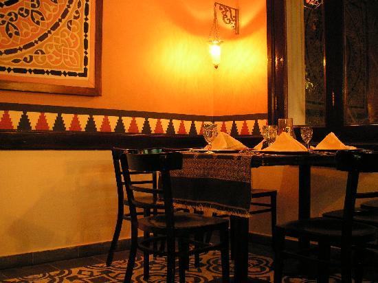 Jaz Makadi Saraya Resort: sofra restaurant