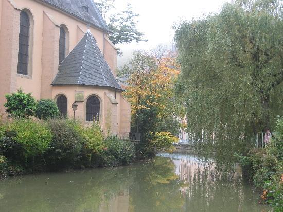 Luxemburgo: River Ainsette