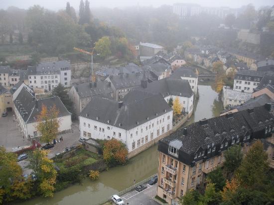 Luxembourg: The Grund