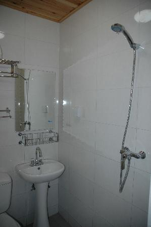 Red Lantern House: Bathroom in Second Building