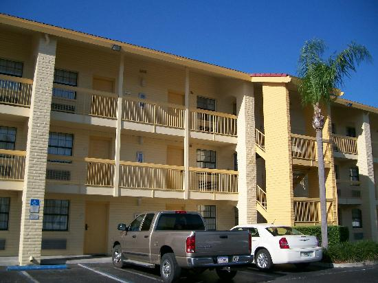 La Quinta Inn Tampa Bay Pinellas Park Clearwater: North-East Side exterior view