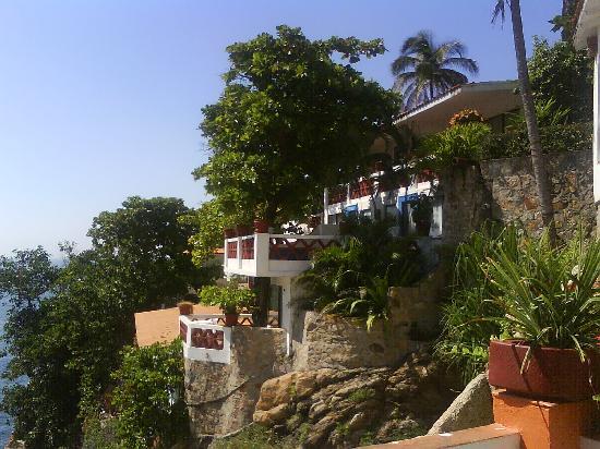 El Mirador Acapulco Hotel: Parte del hotel: Mirador de Acapulco