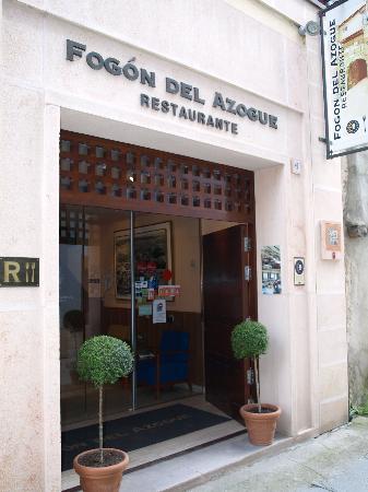 Hotel Rural Vado del Duratón: restaurante