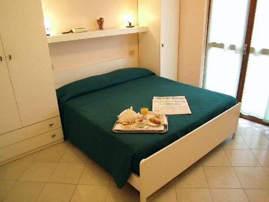 Villa Tempo D'Estate: camera matrimoniale