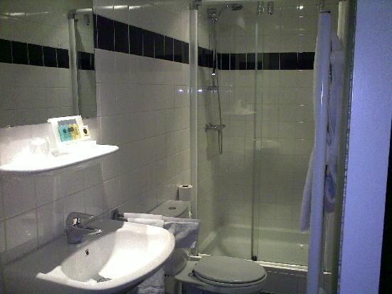 De Lunterse Boer Hotel Restaurant: Bathroom