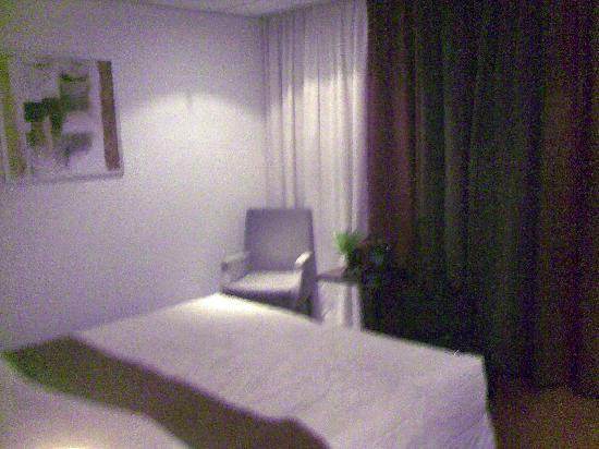 De Lunterse Boer Hotel Restaurant: Sorry it's a bit blurry!