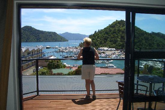 Harbour View Motel Picton: Stunning Harbour View