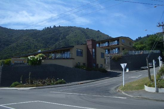 Harbour View Motel Picton: Street View