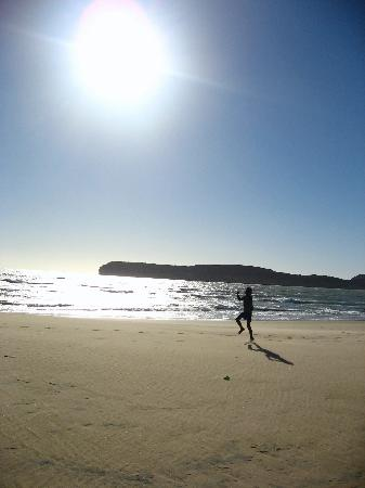 Le Longomany : La plage