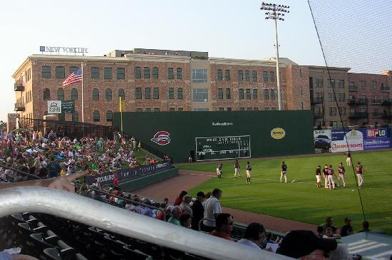 Greenville, SC: Green Monster and Hill