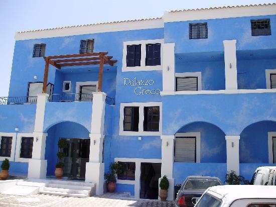 El Greco Hotel: view5