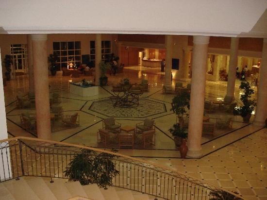 Cap-Bon Kelibia Beach Hotel & Spa : La hall