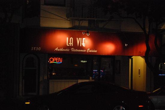 La Vie Vietnamese Restaurant
