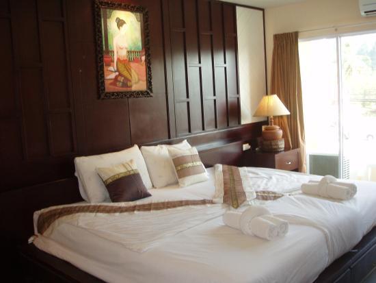Ao Nang Cozy Place : Room pic