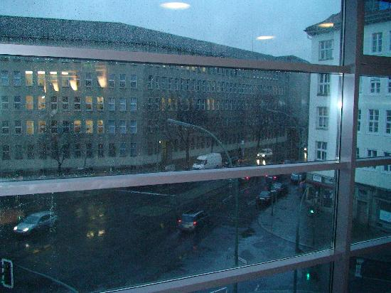 Ibis Berlin City West: View from the hotel