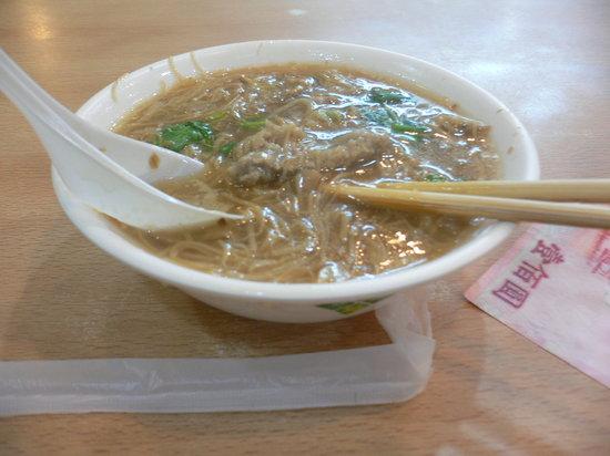 Wang Ji Fu Cheng Rou Zong(Xining): 麺線