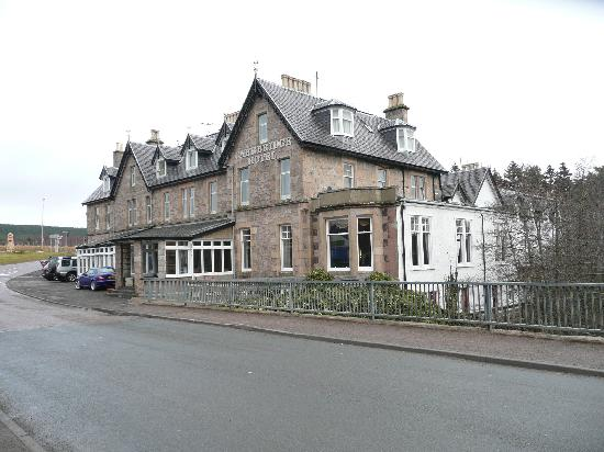 Carrbridge Hotel: A warm welcome awaits
