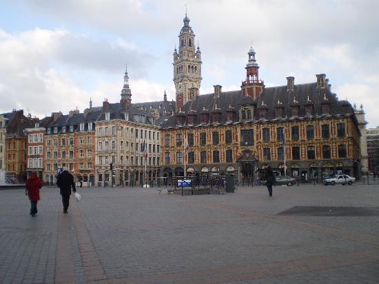Ibis Lille Centre Grand Place: Lille