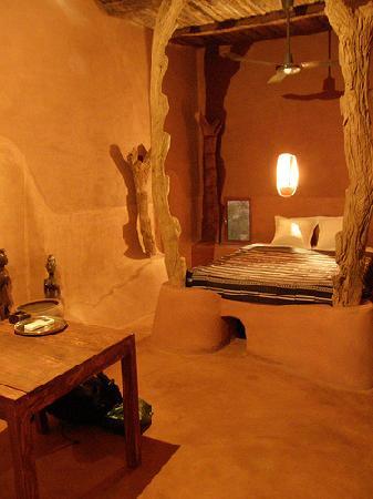 Mopti, Mali: room