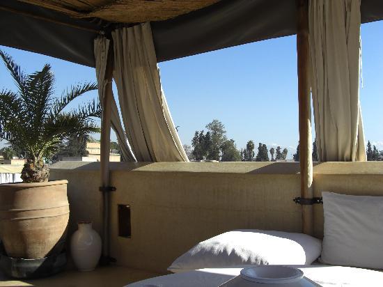Riad 72: Roof top terrace