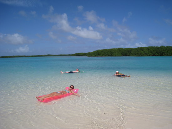 Кралендейк, Бонэйр: Cai (or Kai) beach - Lac Bay - Bonaire