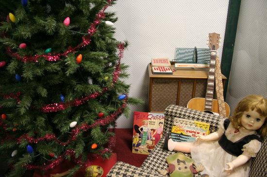 Natural Bridge, VA: recreations of christmas