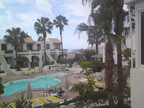 Hotel Nido del Aguila : Apartments
