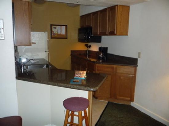 Staybridge Suites Dulles: great for cooking
