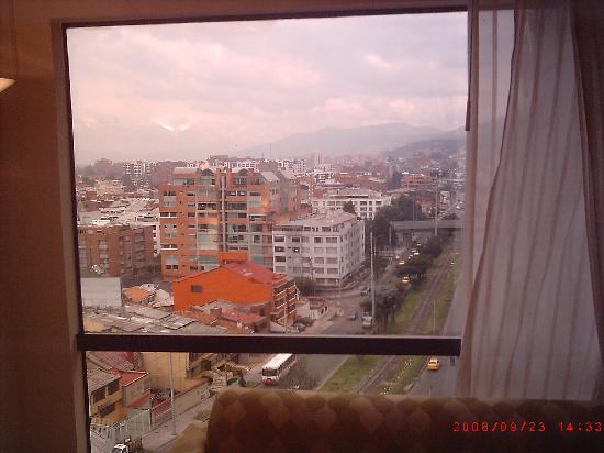 NH Collection Bogota Royal Teleport: Room with a view