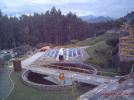 NH Collection Bogota Royal Teleport: The way to Salt Cathedral