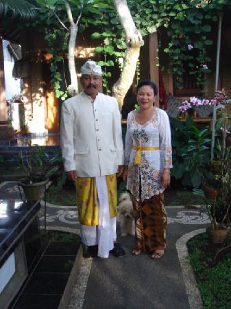 Teba House Ubud Guest House: Ketut and Ayu