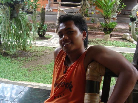 Teba House Ubud Guest House: Ketut - staff