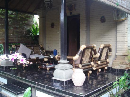 Teba House Ubud Guest House: Room5 - detatched chalet