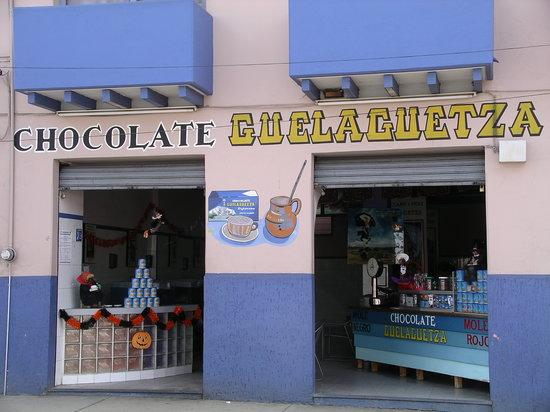 Oaxaca, México: Chocolatería La Soledad