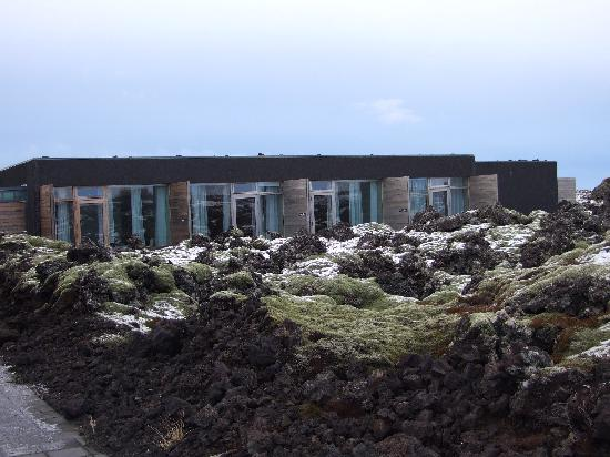 Silica Hotel: From outside