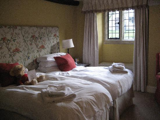 The Lamb Inn: Bedroom