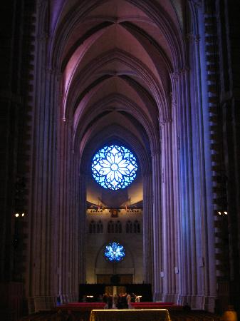Cathedral Church of Saint John the Divine: Rose window