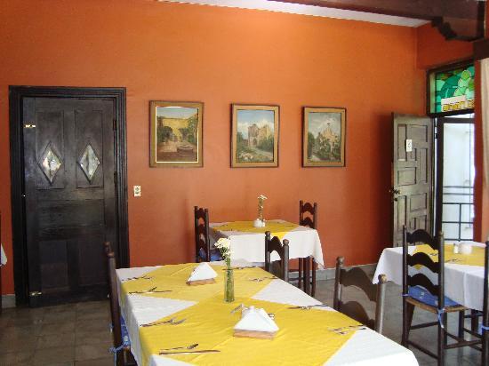 Hotel Rancho El Morillo: comedor