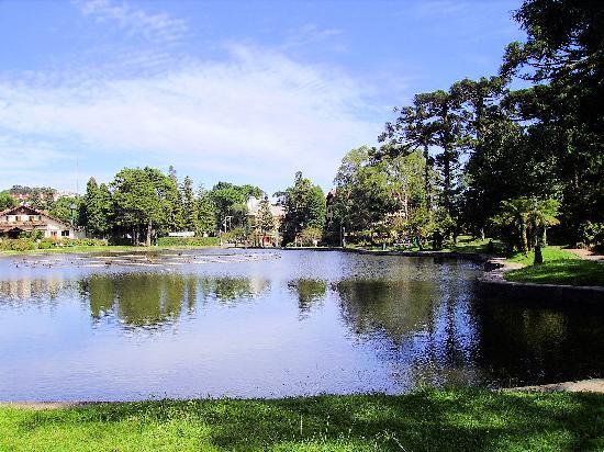 Gramado, RS: Lago Joaquina Rita Bier