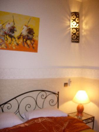 Riad Petit Karmela : suite selma